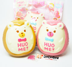 NIC Rare Hug Me Hedgehog Slow Rising Squishy