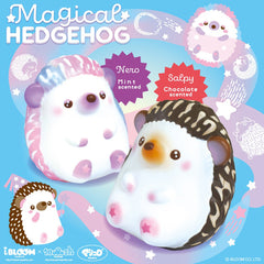 iBloom Magical Hedgehog SCENTED Slow Rising Squishy