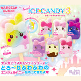 New! iBloom Angel Bunny Sweet Ice Candy Popsicle SCENTED Slow Rising Squishy, With WINGS!