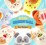 Foxiroll Fabric Squishy Ball Plush