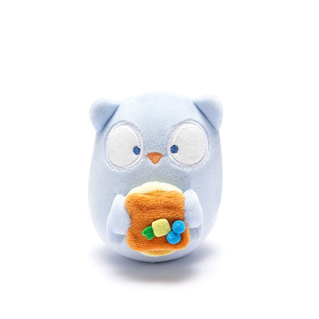 Owlyroll Fabric Squishy Ball Plush