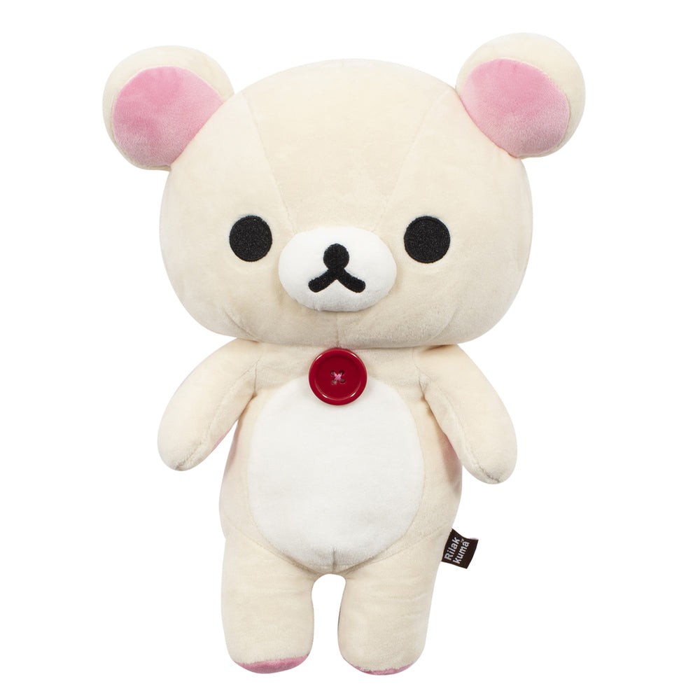 Korilakkuma Bear Original Plush By San-X , Medium Size