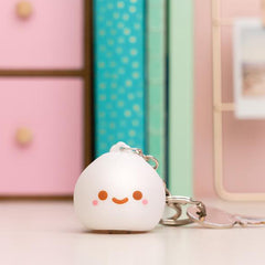 Little B Dumpling LIGHT-UP Keychain