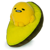Gudetama Avocado Plush 9""