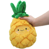 Squishable Pineapple Plush, 7 inch