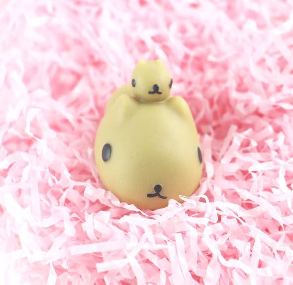 【Box Packaging】Kawaii SCENTED Mochi Animals with Friends Squeeze Stretch Toy