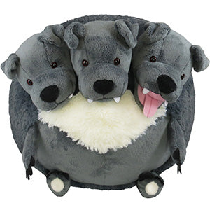Squishable Cerberus 15in