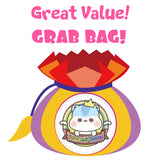 PopularBoxes Poli LICENSED Squishy Lucky Grab Bags! BIG SAVINGS!