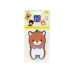 Corgi Friends Air Freshener Lemon
