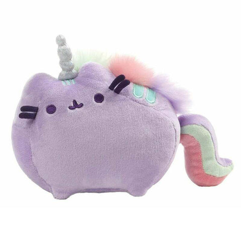 Purple Pusheenicorn SOUND Plush, 7.5 inch