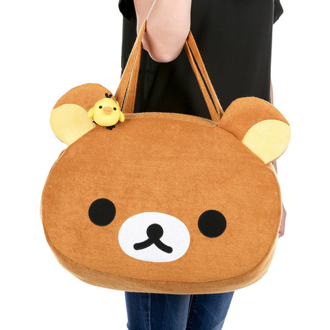 Rilakkuma Face Shoulder Bag
