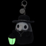 Micro Plague Doctor Plush Charm