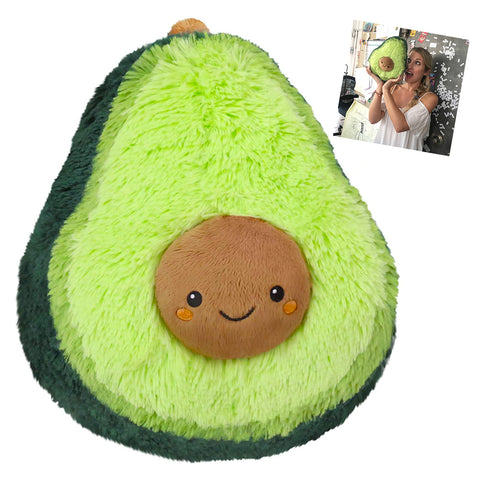 Squishable Licensed Mini Avocado Plush 7""