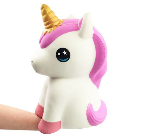 11 Inch! GIGANTIC Amazing Unicorn Scented Squishy, BIGGEST Squishy Ever!