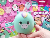 Licensed Wishy Pets Slow Rising Squishy