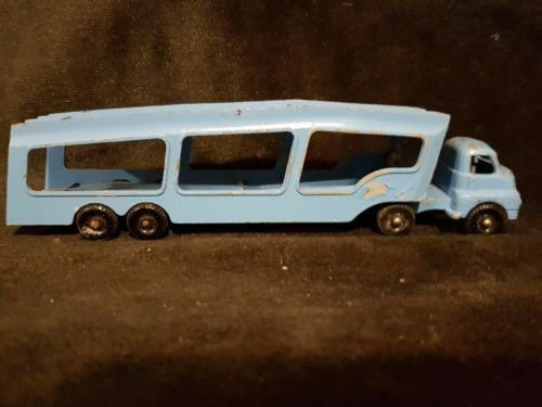 No 2 car transporter matchbox lesney 7.25/10