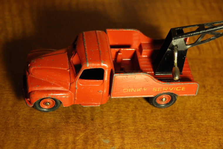 dinky toy #23 Citreon tow truck French