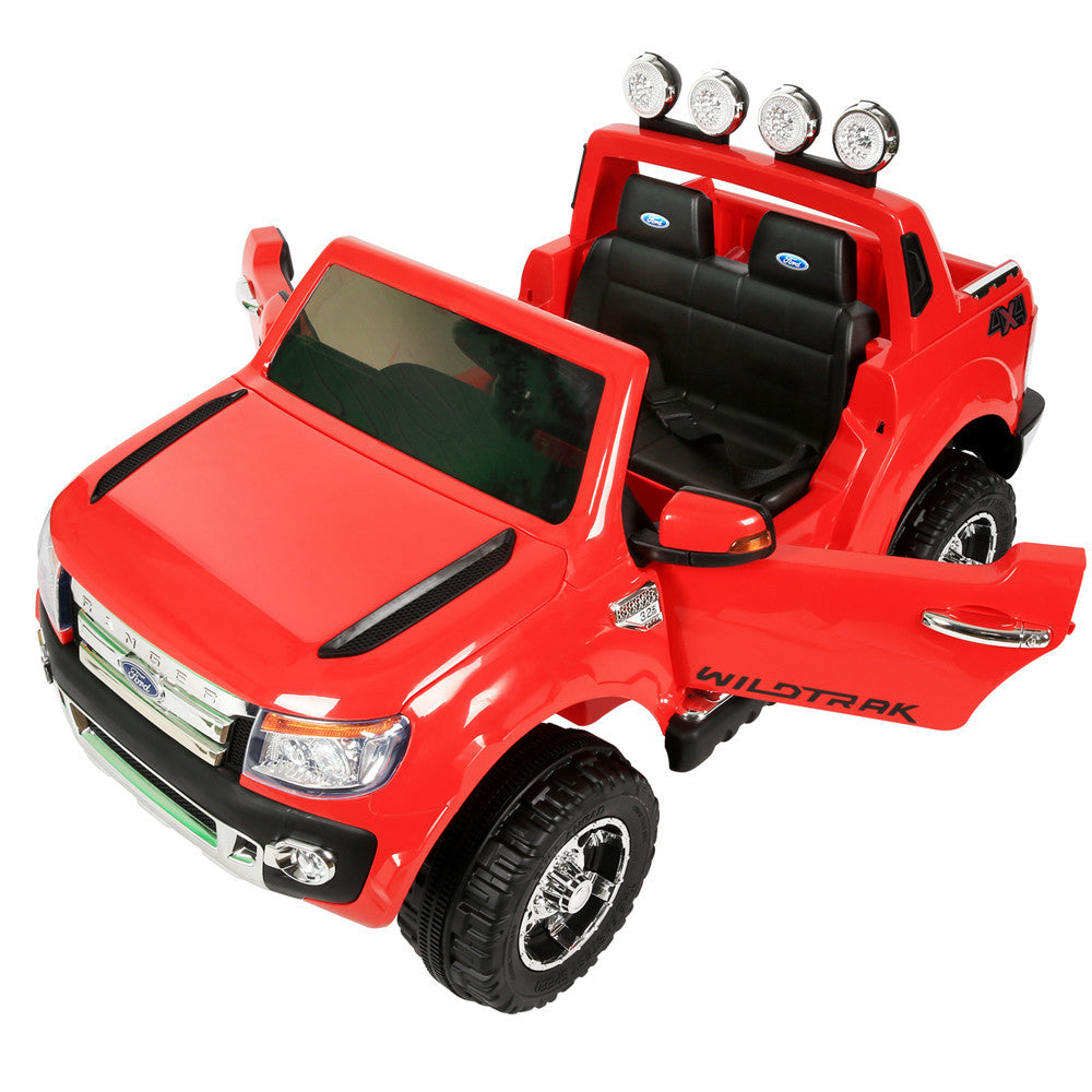 ford ranger 12v kids car red just kids cars ride on car big toys