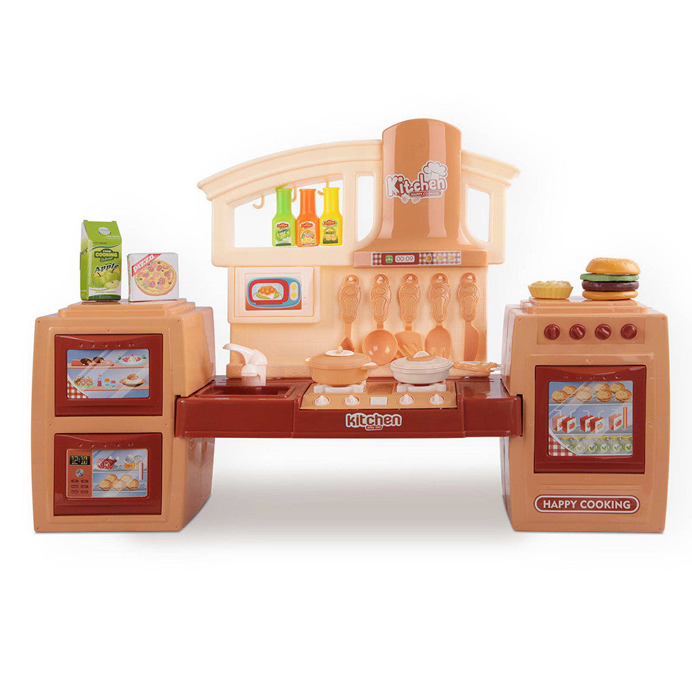 Lees Kitchen Pretend Play Set - Big Toys Direct