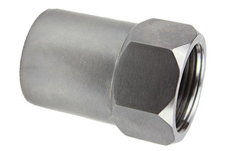 "1.25"" Hex Head Tube Adapter"