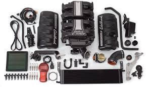 E-Force Street Legal Supercharger Kit 15650 - 2014-16 GM 1500