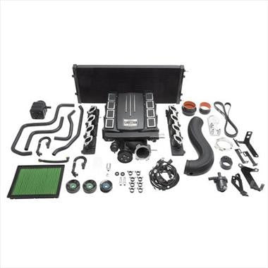 E-Force Street Legal Supercharger Kit 15600 - 2007-10 GM HD