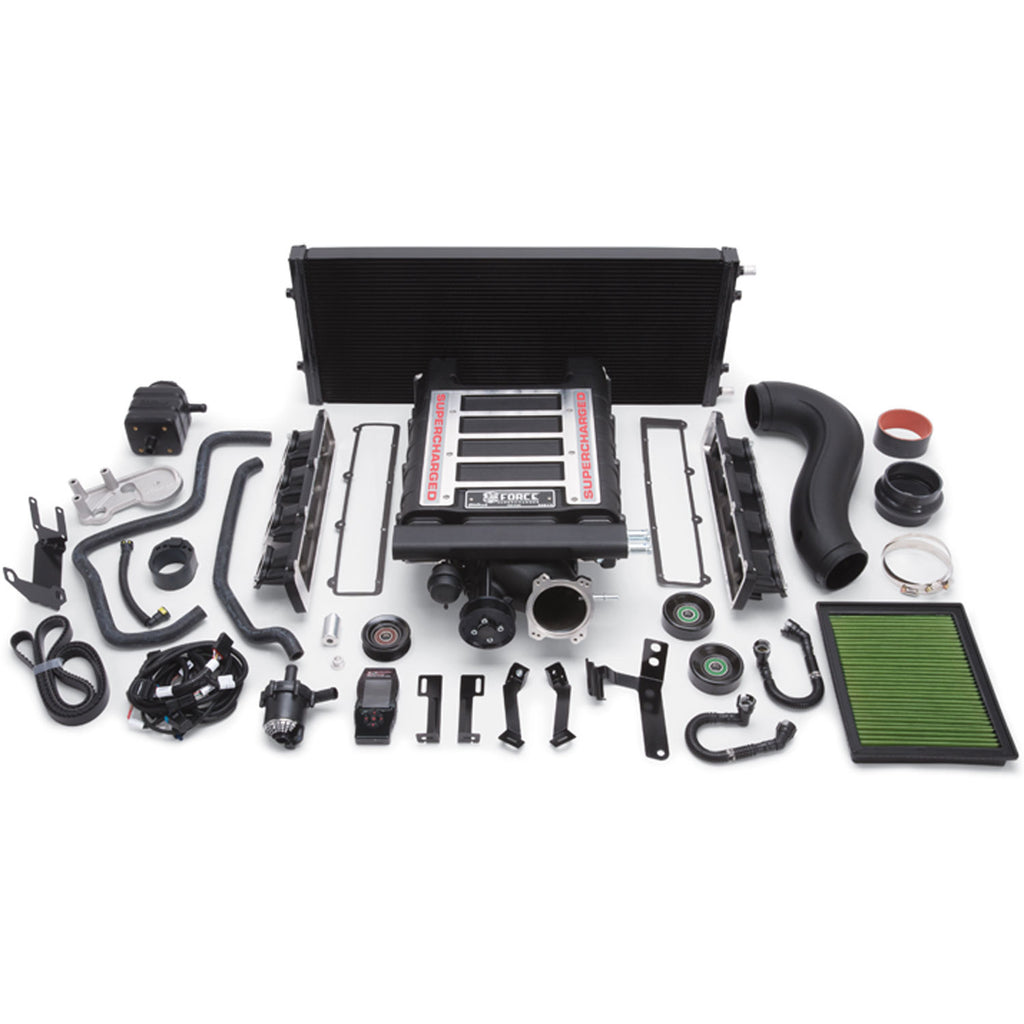 E-Force Street Legal Supercharger Kit 1566 - 2014-16 GM 1500