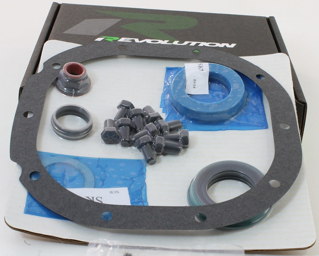 GM 10.5 Inch 14Bolt Minimum Install Kit 72-97 Revolution Gear and Axle - Skinny Pedal Racing