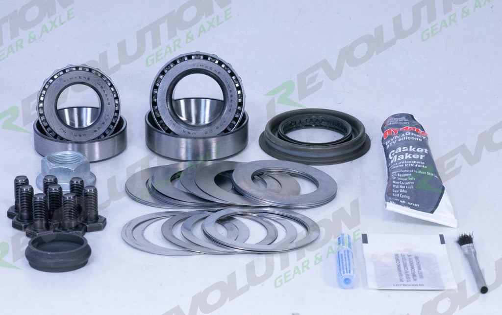 Dana 35 Pinion Bearing and Seal Kit (No Carrier Bearings) Revolution Gear - Skinny Pedal Racing