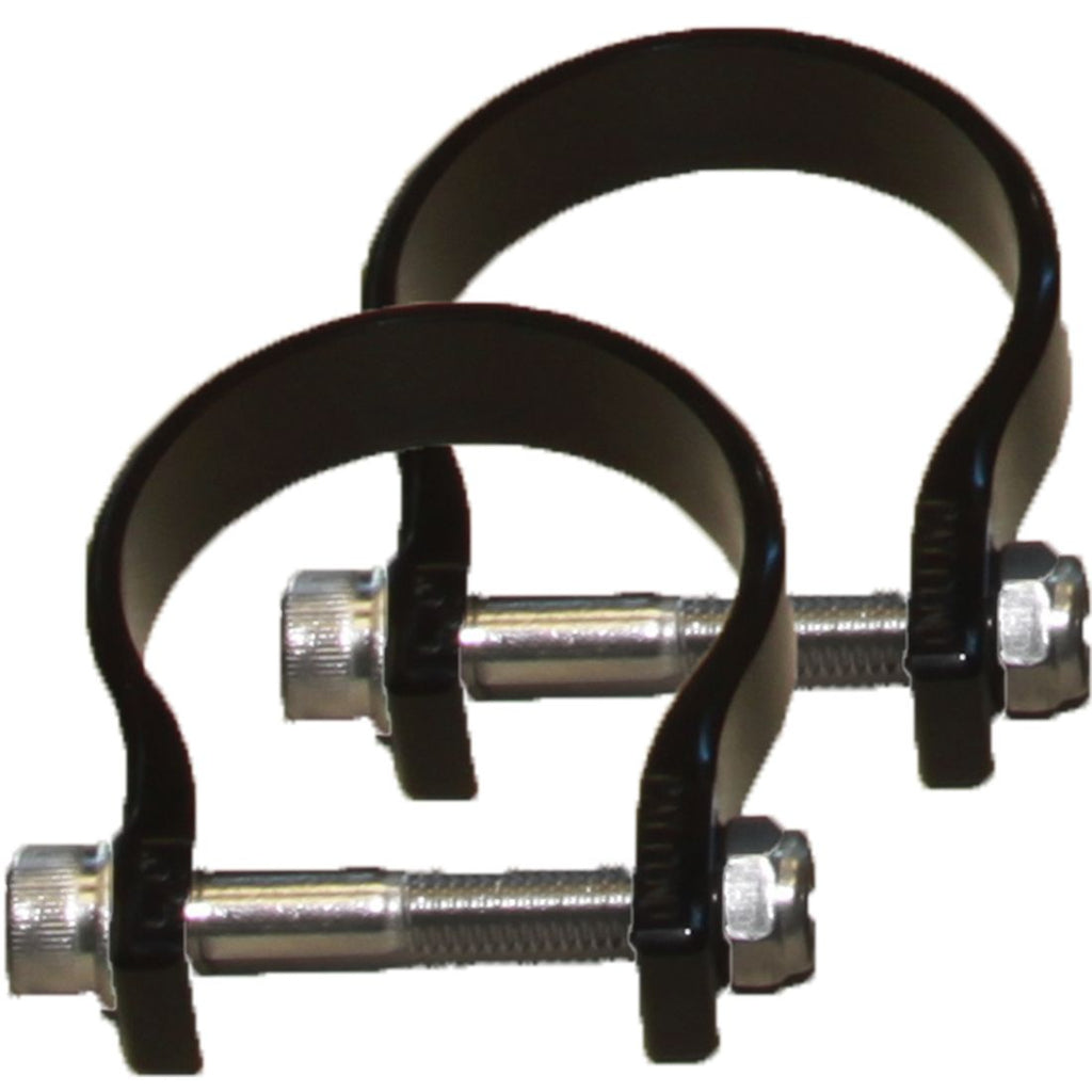 1.25 Inch Bar Clamp Kit E-Series Pro and SR-Series Pro RIGID Industries - Skinny Pedal Racing