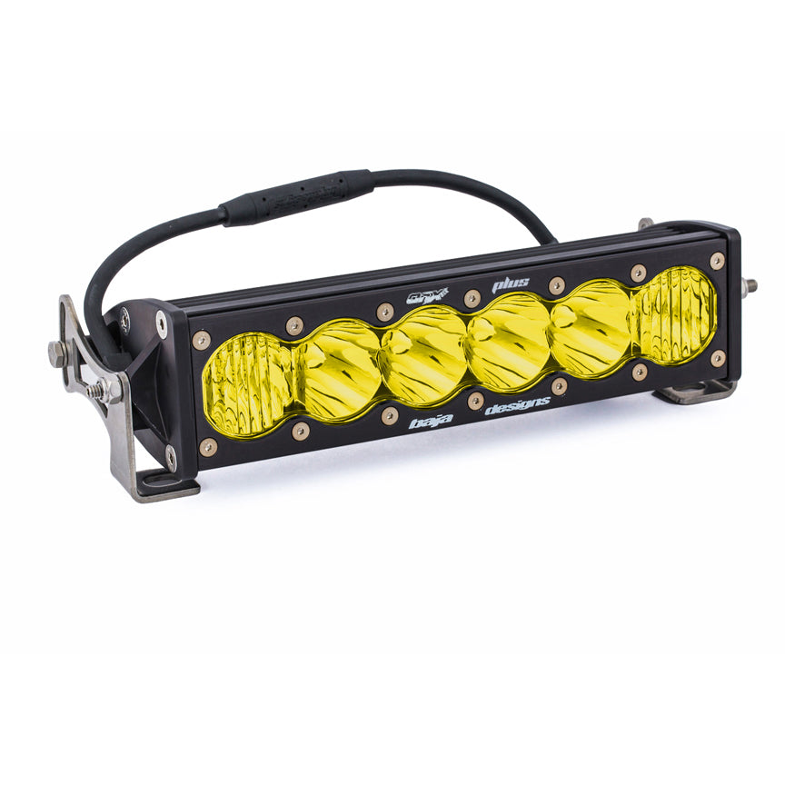OnX6+ Amber 10 Inch Driving/Combo LED Light Bar Baja Designs