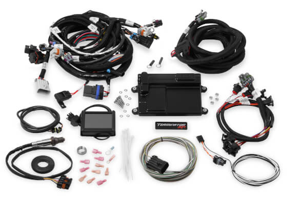Holley Terminator LS MPFI Kit PART# 550-608 on
