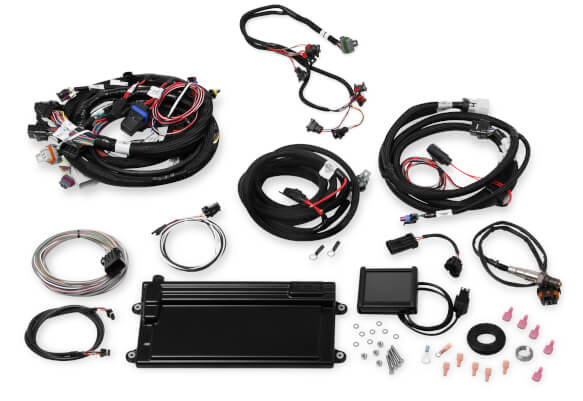 Holley Terminator LS MPFI Kit PART# 550-609