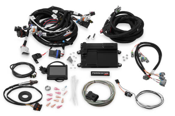 Holley Terminator LS MPFI Kit PART# 550-610