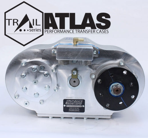 Atlas 2 Speed Trail Series