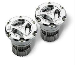 Warn 95070 Super Duty 2005+ Locking Hub (Chrome)