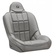 Corbeau Baja SS Fixed-Back Suspension Seat (Grey) - 65409