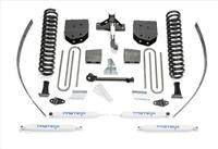 8 Inch Basic Lift Kit w/Performance Shocks - FABK2121