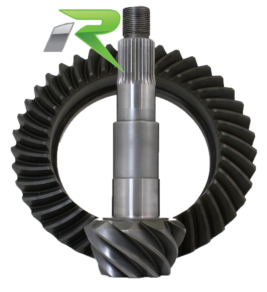 GM/AAM 11.5 Inch Ring and Pinion 14 Bolt 4.56 Ratio Revolution Gear and Axle