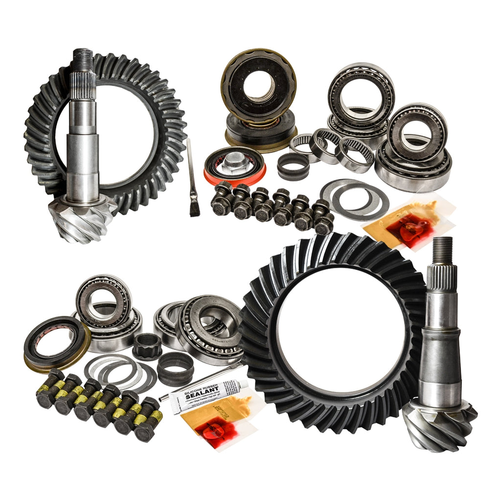 03-06 Dodge Ram 2500/3500 Diesel 4.56 Ratio Gear Package Kit Nitro Gear and Axle