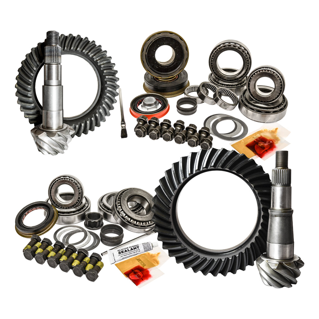 13-18 Dodge Ram 2500/3500 W/Diesel 4.56 Ratio Gear Package Kit Nitro Gear and Axle