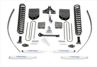 Fabtech 8 Inch Basic Lift Kit w/Performance Shocks - K2121