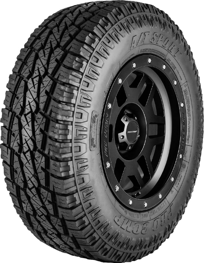 35X12.50R20LT AT SPORT Pro Comp Tire - Skinny Pedal Racing