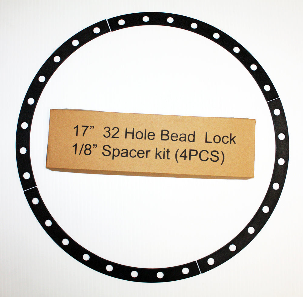 Raceline Beadlock Ring Spacer - 17""