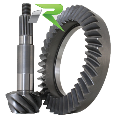 Dana 44 Thick Dual Drilled 4.56 Ratio Ring and Pinion Revolution Gear