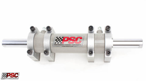 "PSC Motorsports Trail Series 2.5"" Double End Steering Cylinder Kit NO PUMP - PSC-FHK110"
