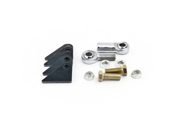 Rod End Kit for Single Ended Steering Assist Cylinder with 3/4 Rod and 3/4 Male PSC Performance Steering Components
