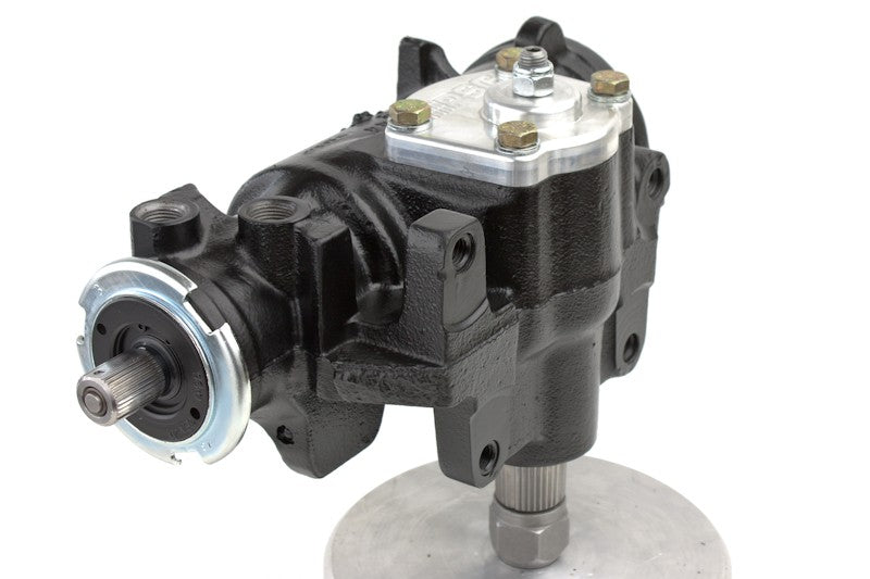 Cylinder Assist Steering Gearbox, 1968-76 GM 4WD with Crossover Steering PSC Performance Steering Components