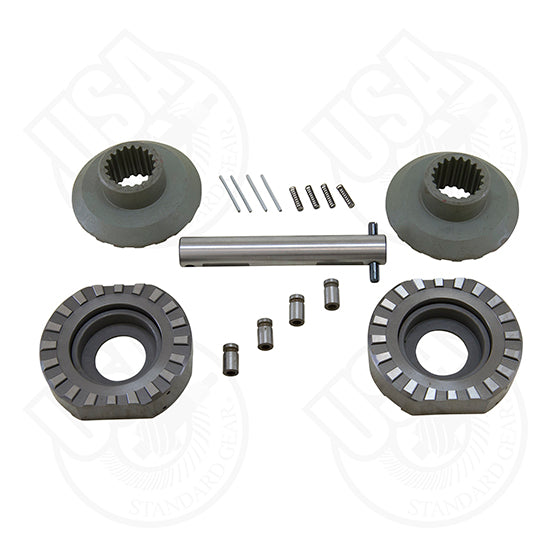 Spartan Locker Dana 44 Differential W/19 Spline Axles W/Heavy Duty Cross Pin Shaft USA Standard Gear - Skinny Pedal Racing