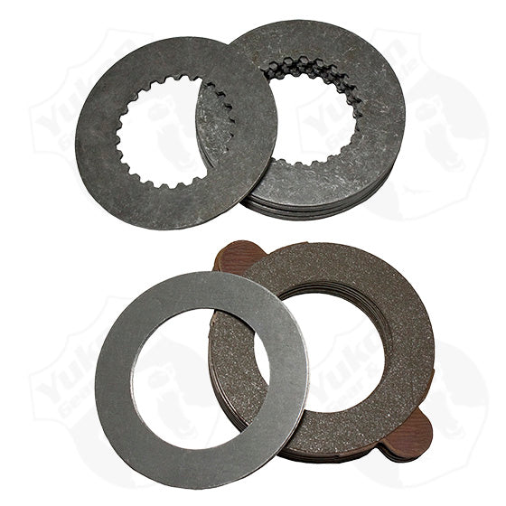 Dana 80 Tracloc Clutch Set Round Design Yukon Gear & Axle YPKD80-PC-T/L
